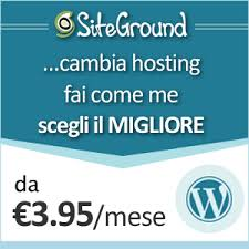 Hosting WordPress Siteground